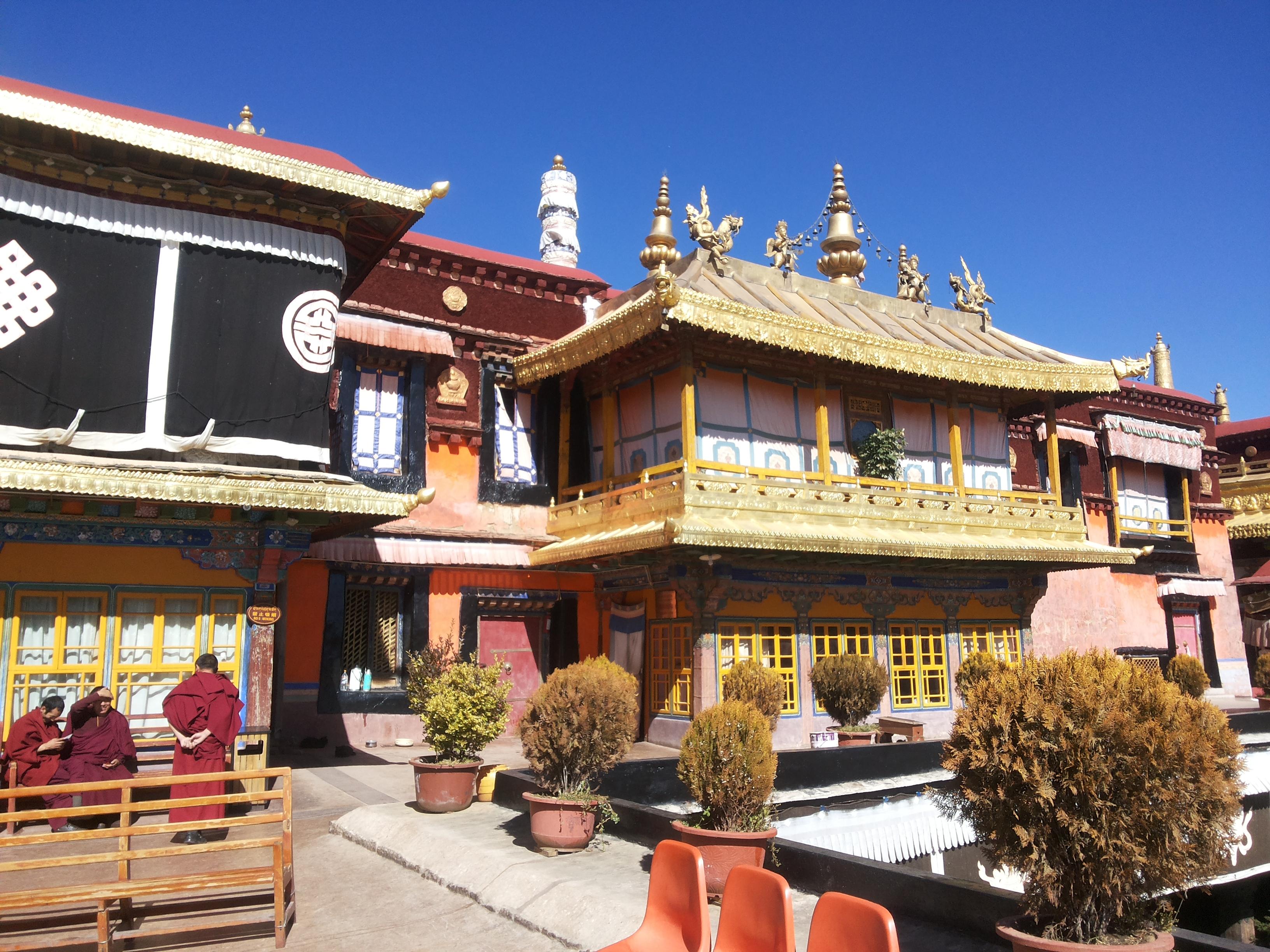 Nepal, Tibet e Butão