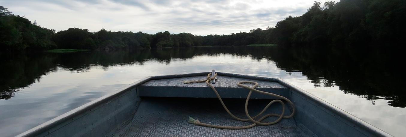 Amazon River - Travel Brazil