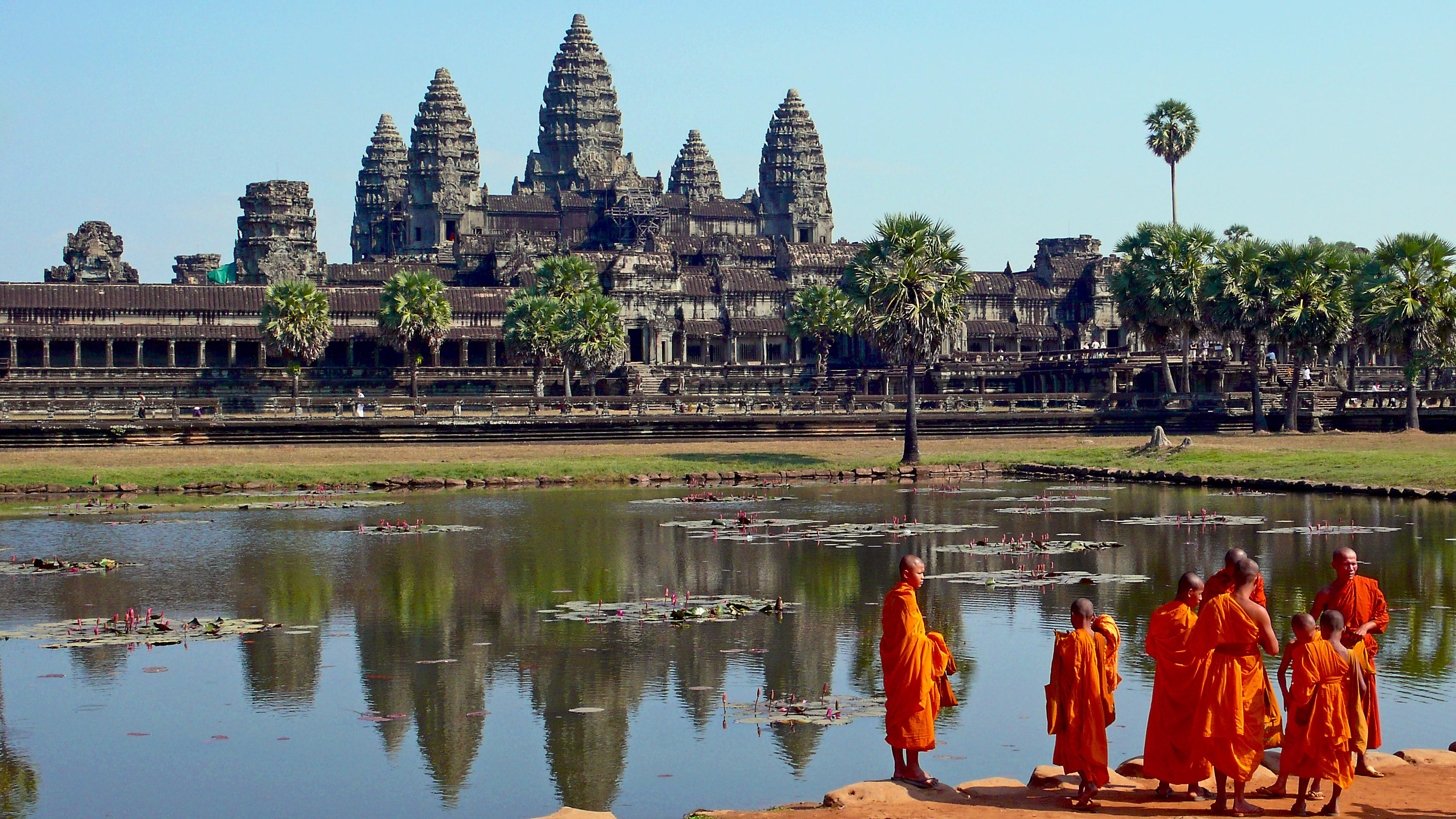 Pacote de viagem para Indochina