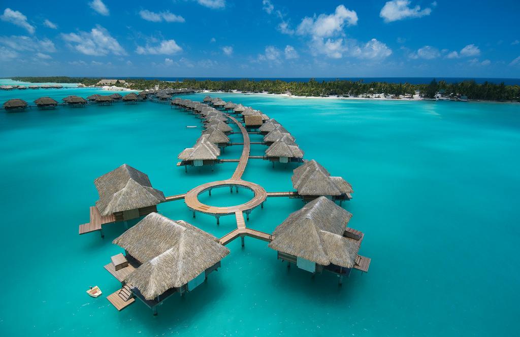 Tahiti viagem de luxo