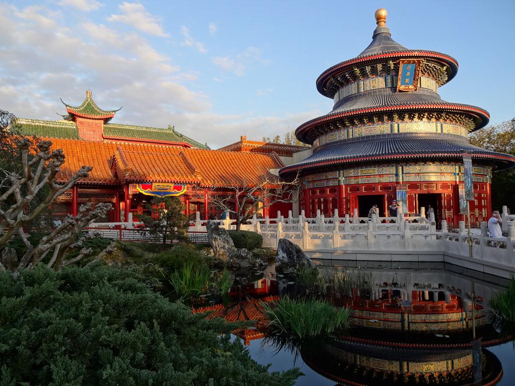 China Pacote de viagem china visto china