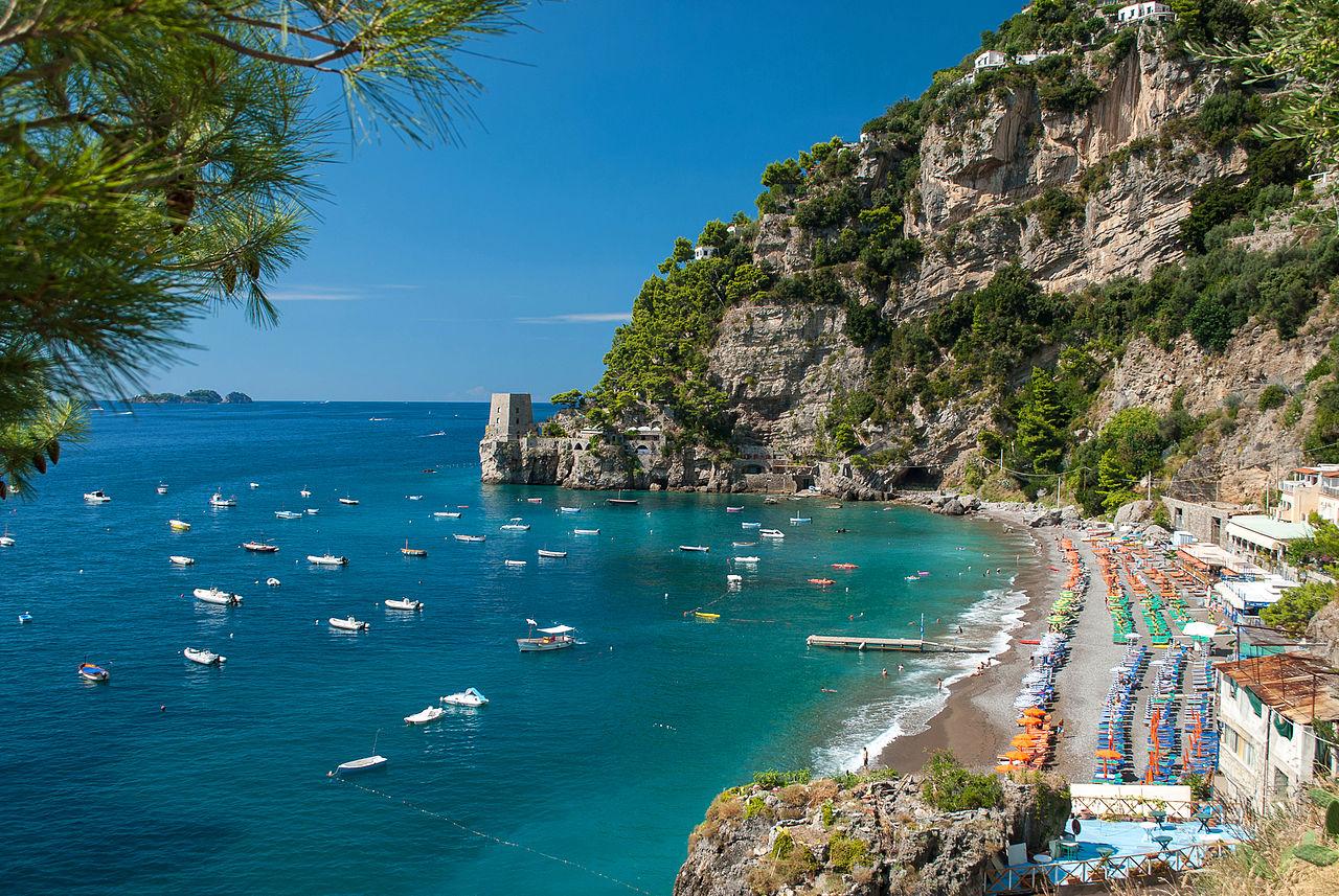 Pacote de viagem para Italia Costa amalfitana Amalfi Travel Brazil