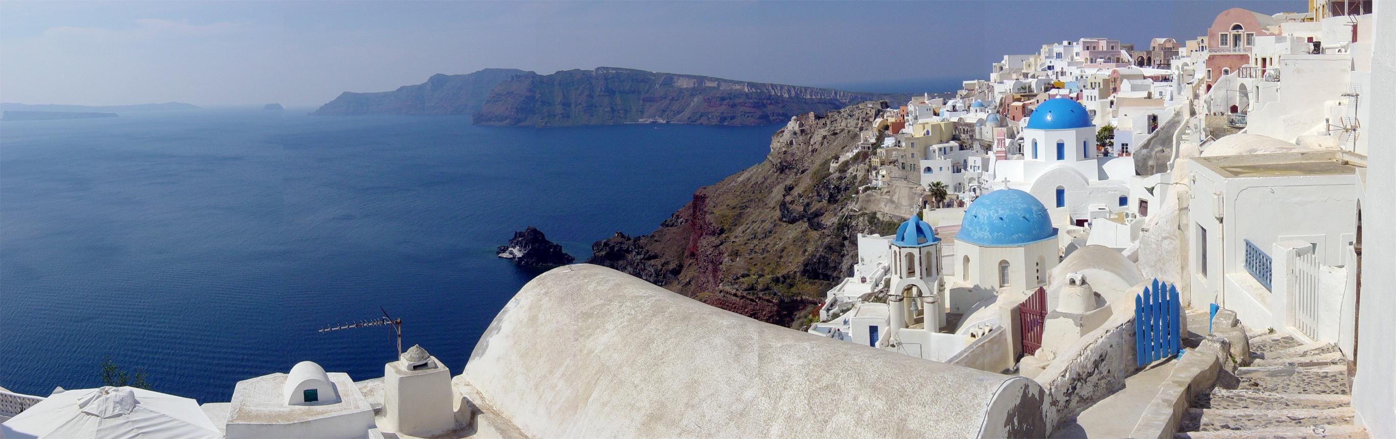Travel Brazil Greece Pacote de viagem para Grécia