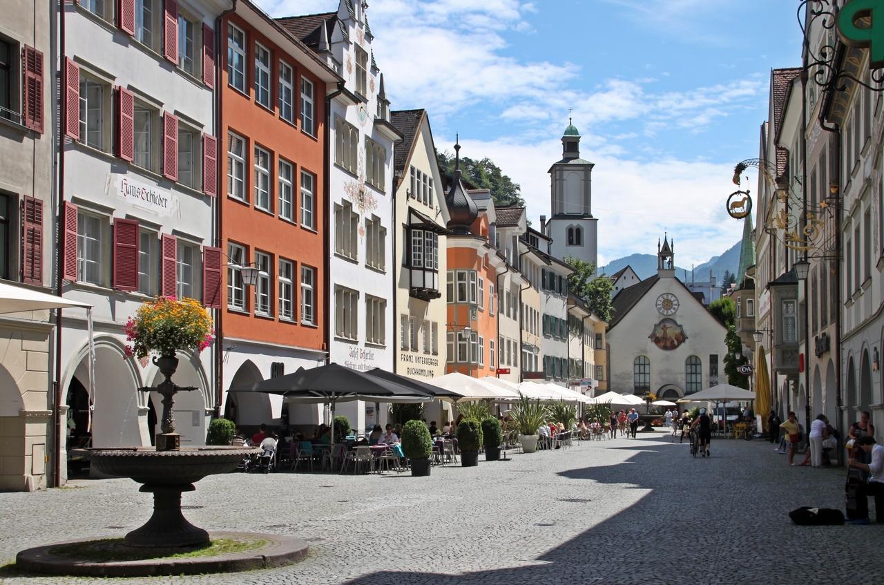 Feldkirch Austria. Pacote de viagem para Suiça e Austria.