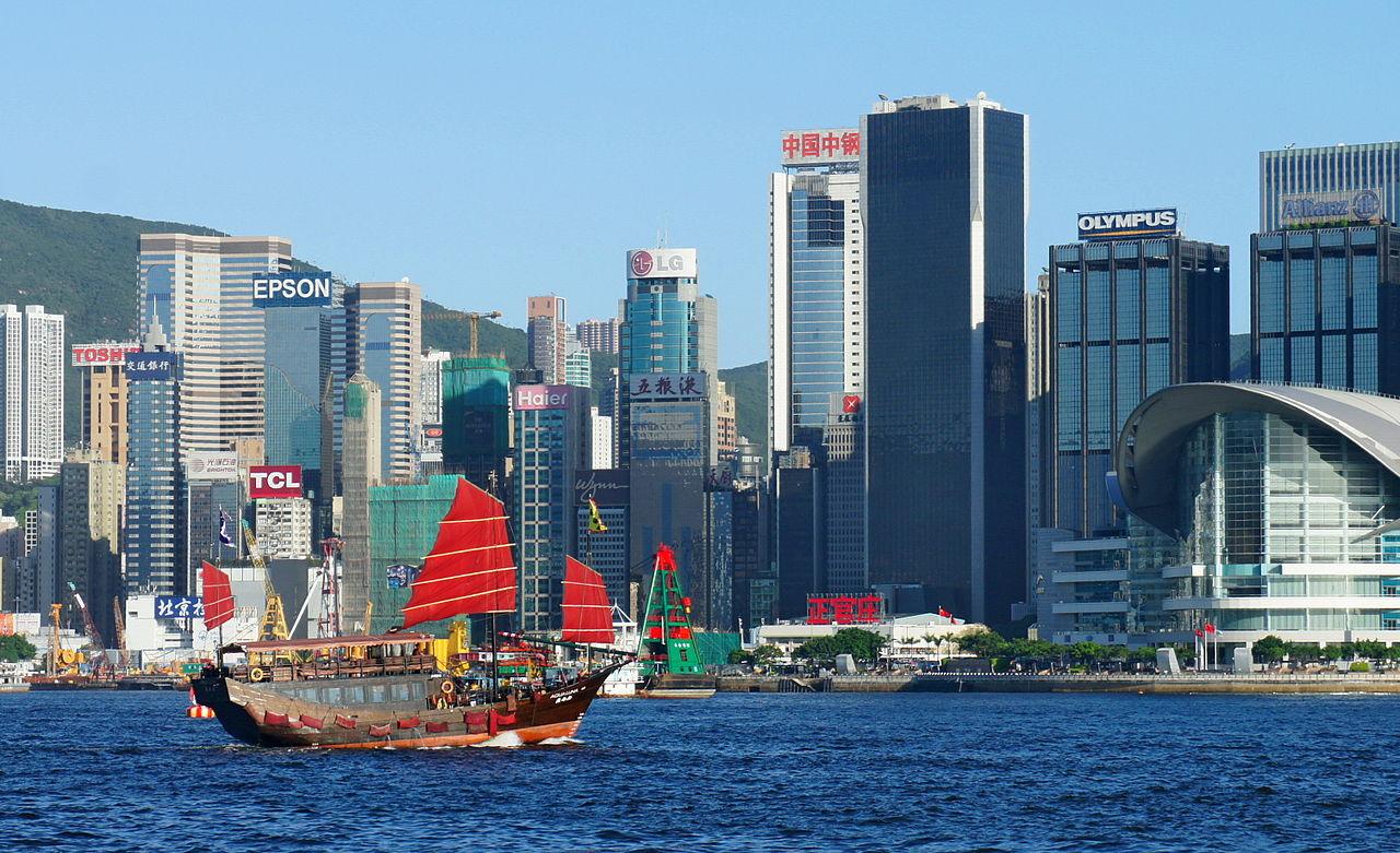 Hong Kong. Pacote de viagem para Japão e China