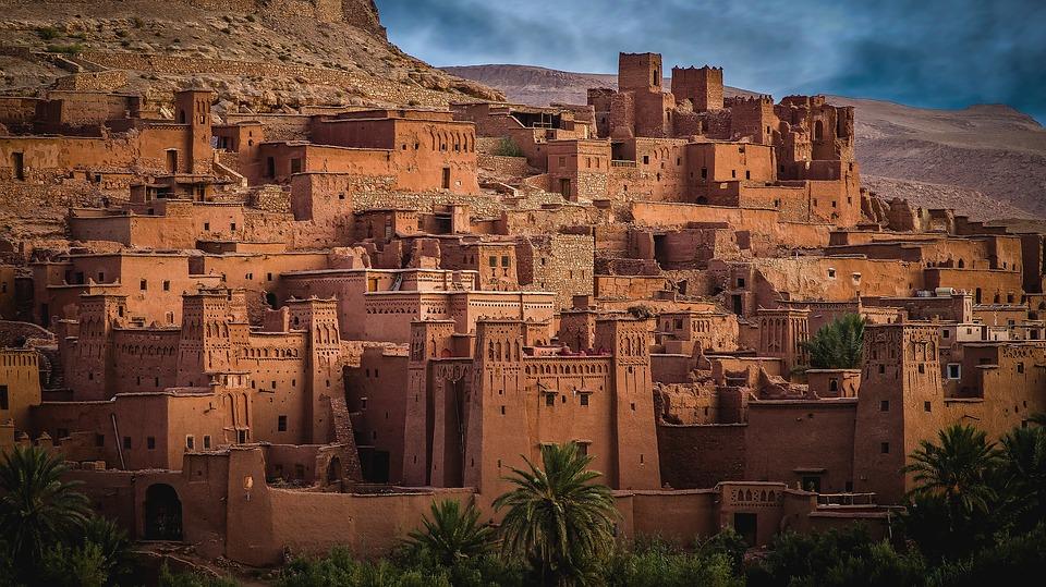 Pacote de viagem para Marrocos