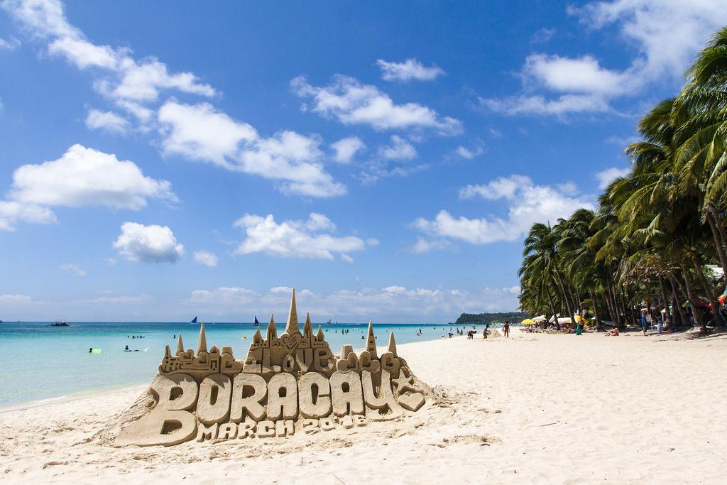 Pacote de viagem para as Filipinas