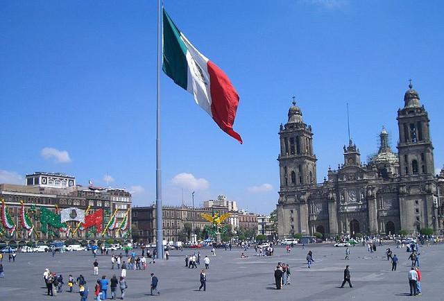 Viagem para Mexico Visto