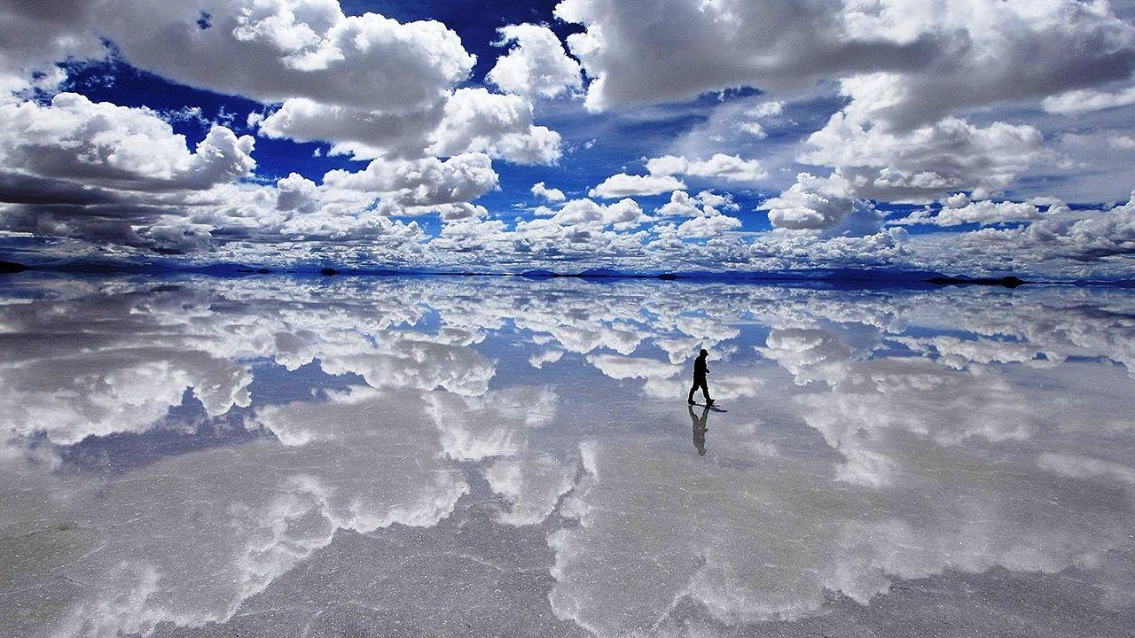 Salar de Uyuni. Pacote de viagem para Chile Bolivia e Peru