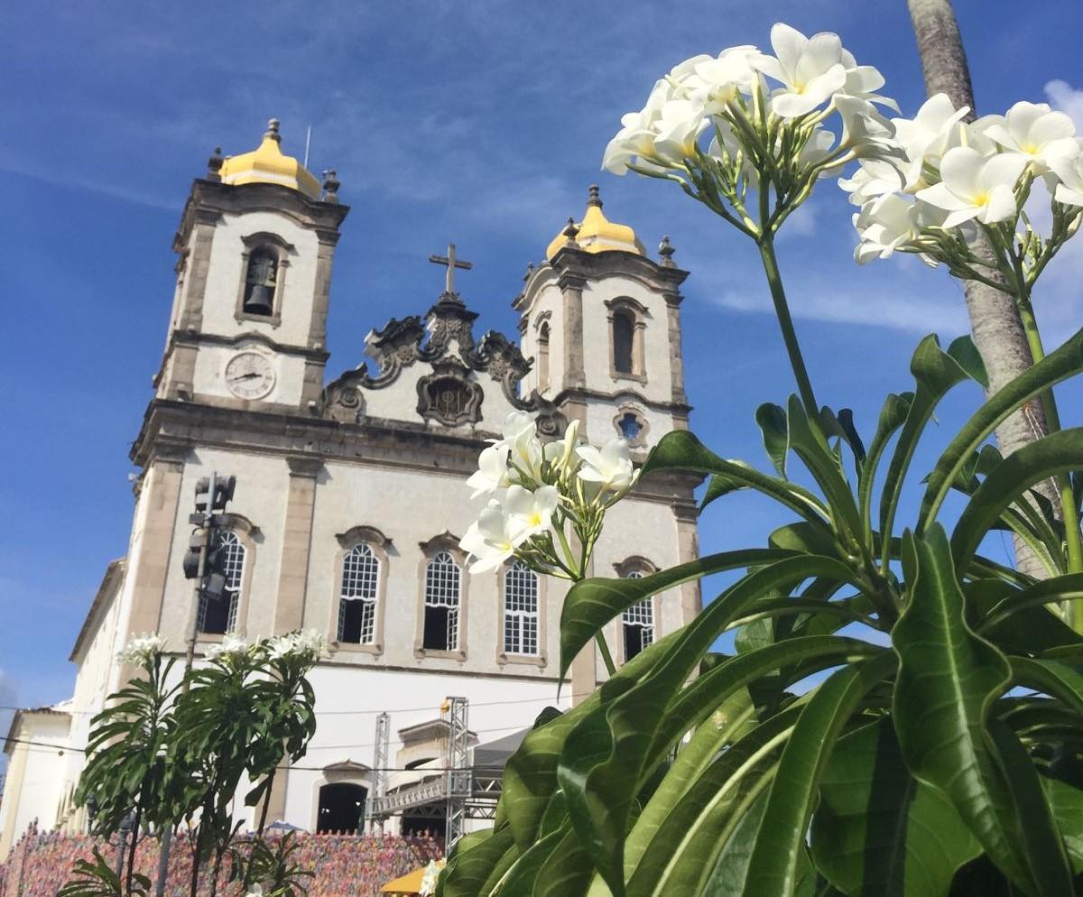 Igreja do Bonfim. Viagem Salvador, Bahia. Foto: Anna Tararam.