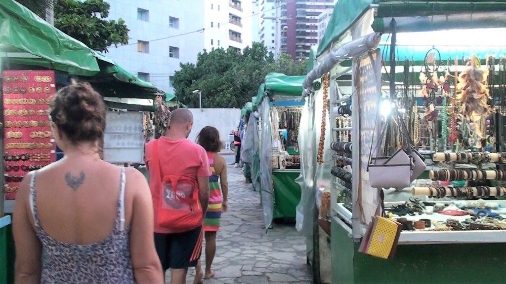 Feirinha de Boa viagem - Recife Travel Brazil