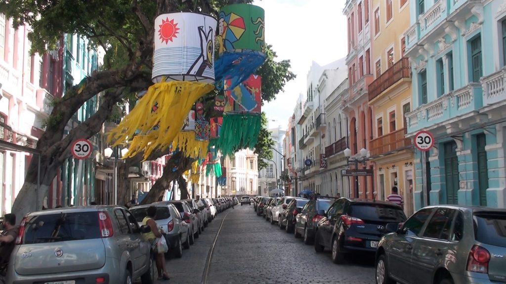 Recife antigo- Recife - ruas recife antigo- Travel Brazil