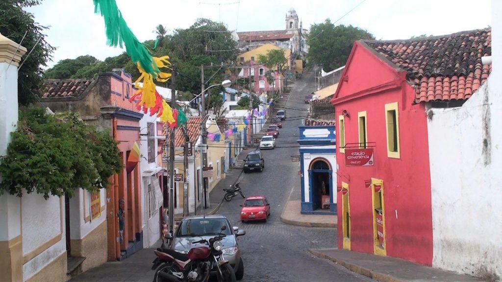 Travel Brazil Olinda- Recife-Ladeira da misericordia