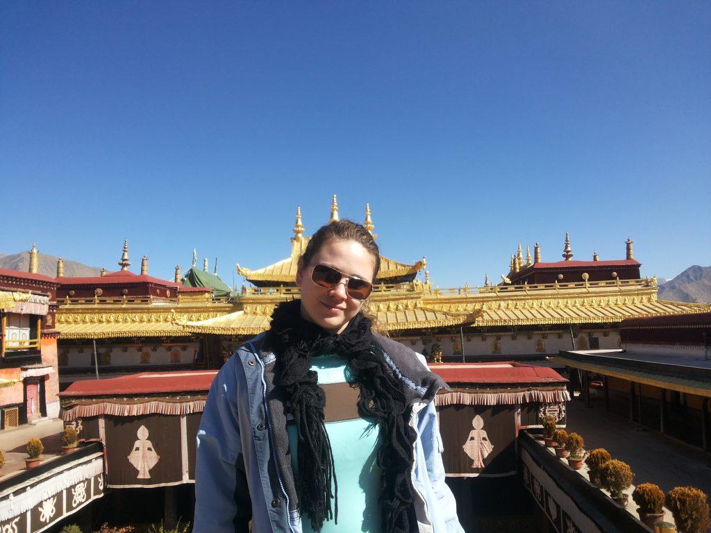 Foto: Ana Arantes. Roteiro Personalizado para Tibet.