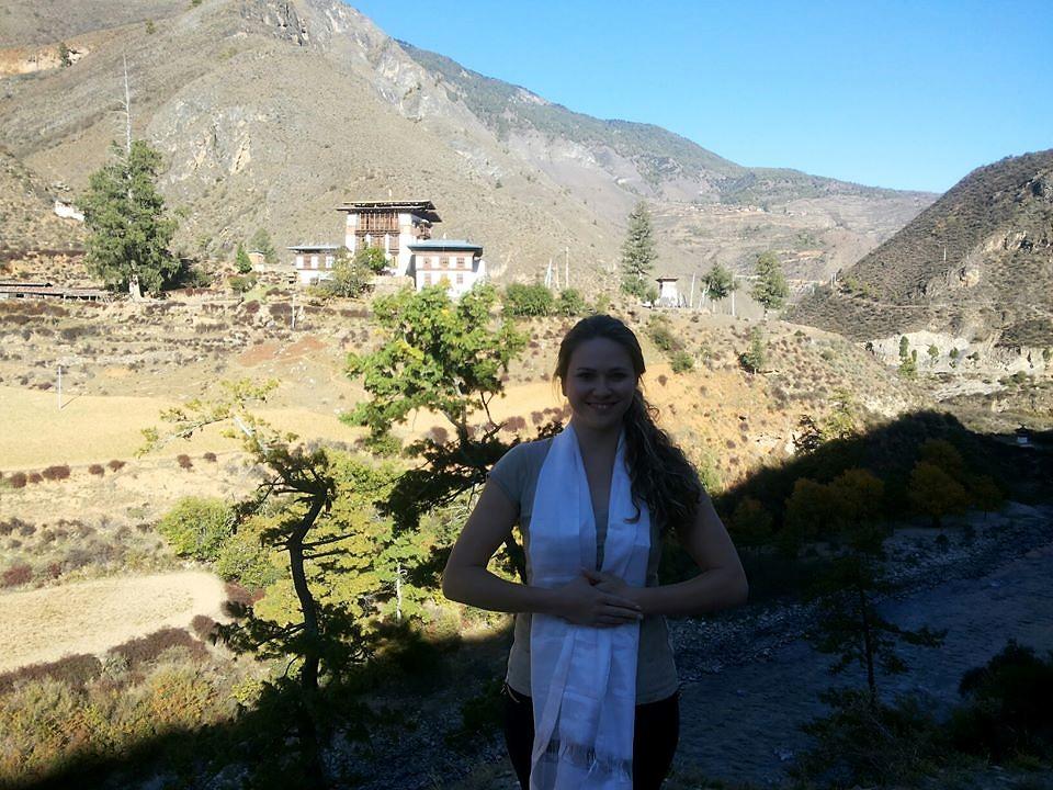 Foto: Ana Arantes. Roteiro Personalizado para o Butão.