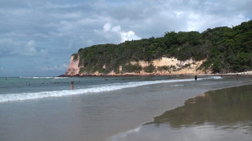 Foto: Ana Arantes. Praia do Madero, Pipa, RN.