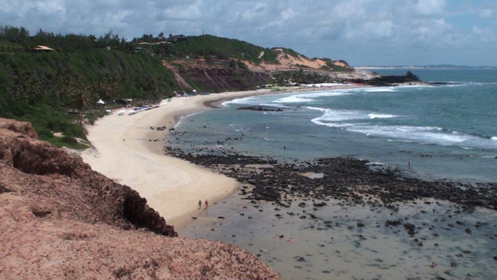 Foto: Ana Arantes. Praia do Amor, Pipa, RN.