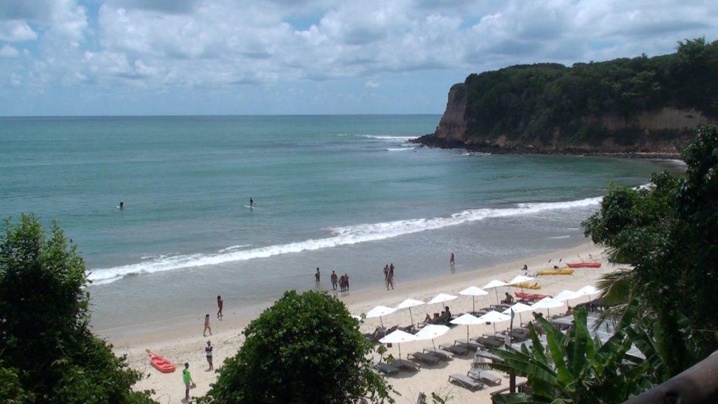 Foto: Ana Arantes. Praia do Madeiro, RN.