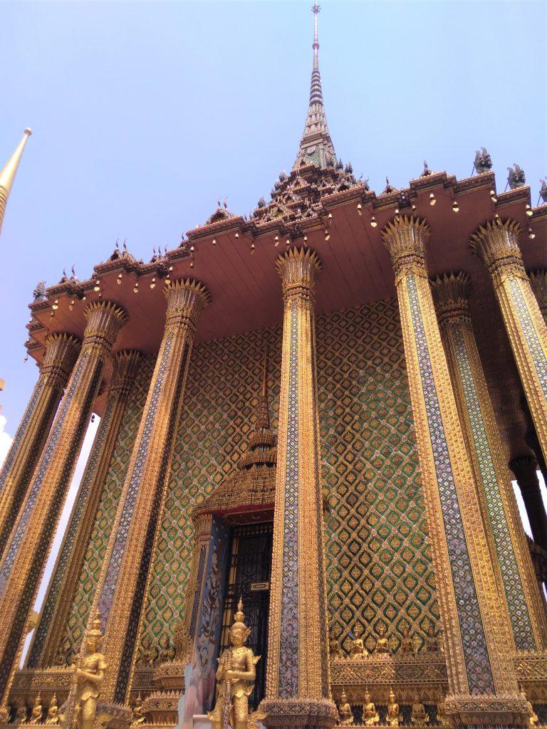 Foto: Travel Brazil. Grand Palace em Bangkok.