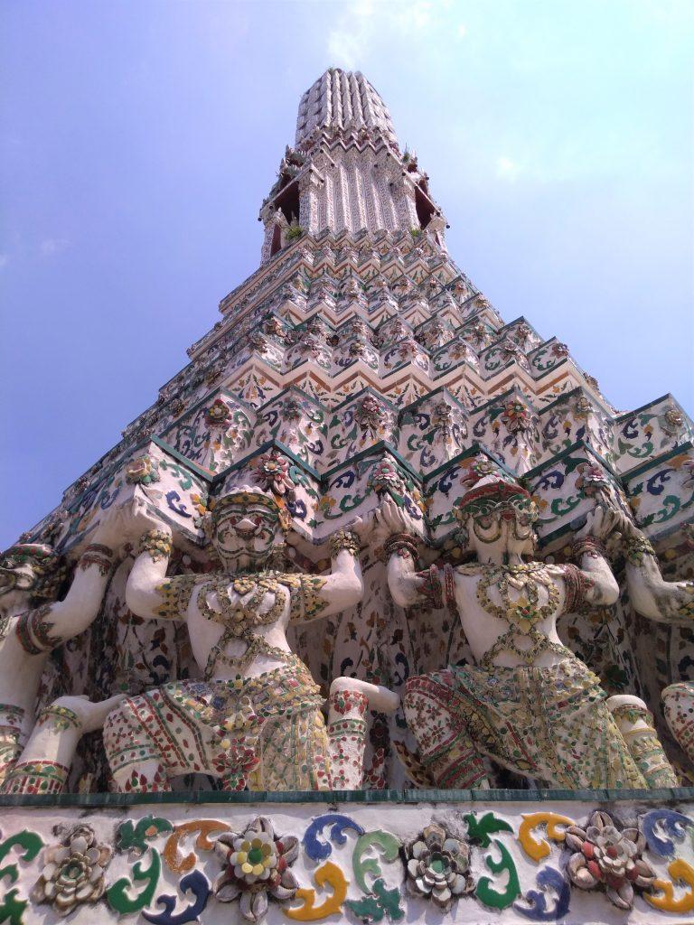 Templo Wat Arun Bangkok - Travel Travelbrazil