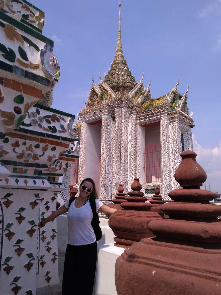 Templo Wat Arun Bangkok - Travelbrazil co