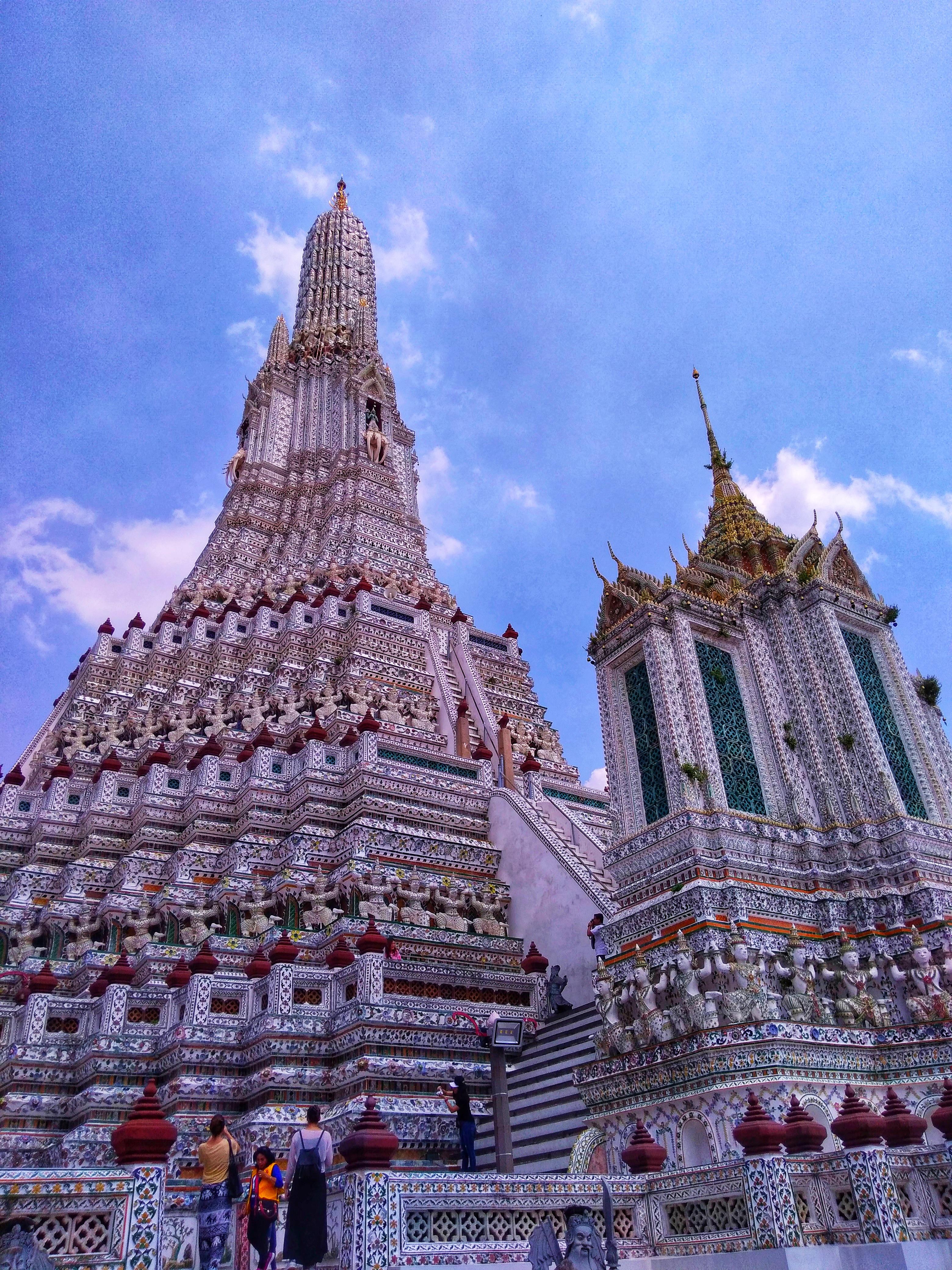 Templo Wat Arun Bangkok - Travelbrazil